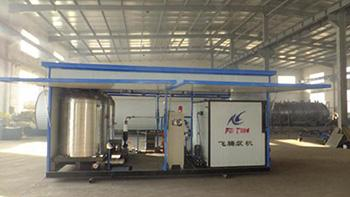 Bitumen Equipment for HUBEI Highway Construction